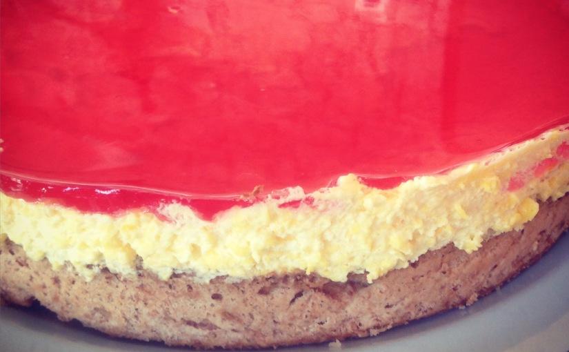 Fromasj kake medgele-topping