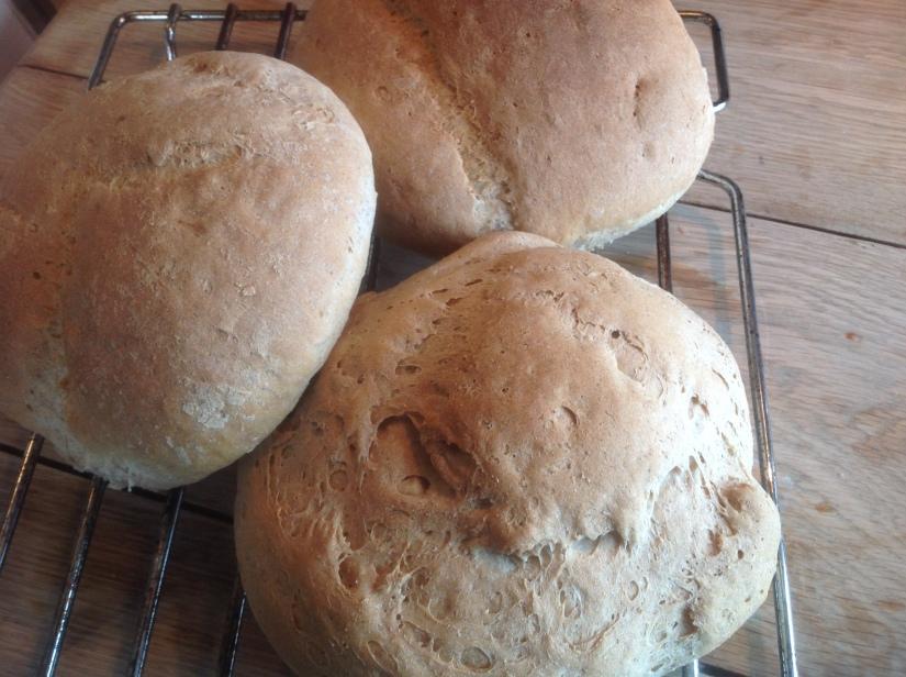 Uke start = brødbakst nestenda…