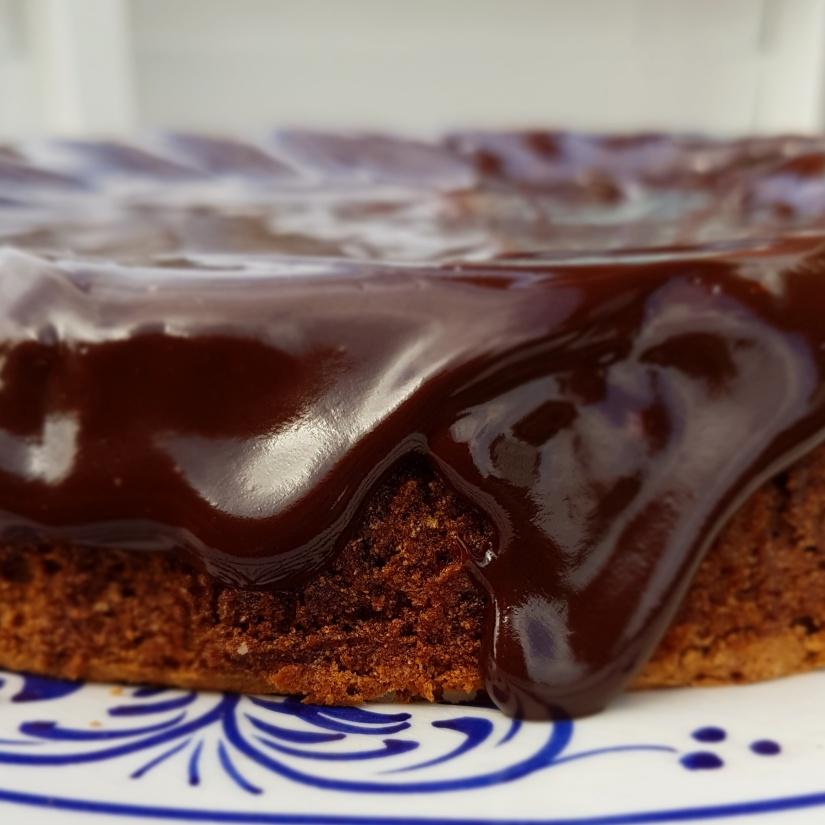 Rik sjokoladekake